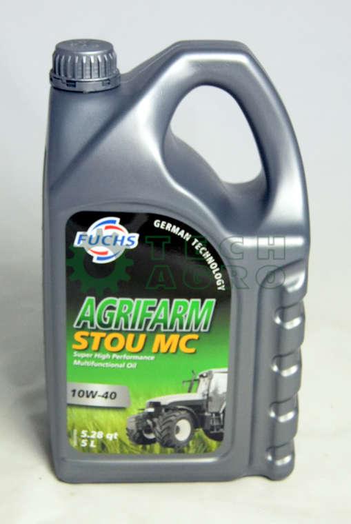 FUCHS AGRIFARM STOU MC 10W40 5L